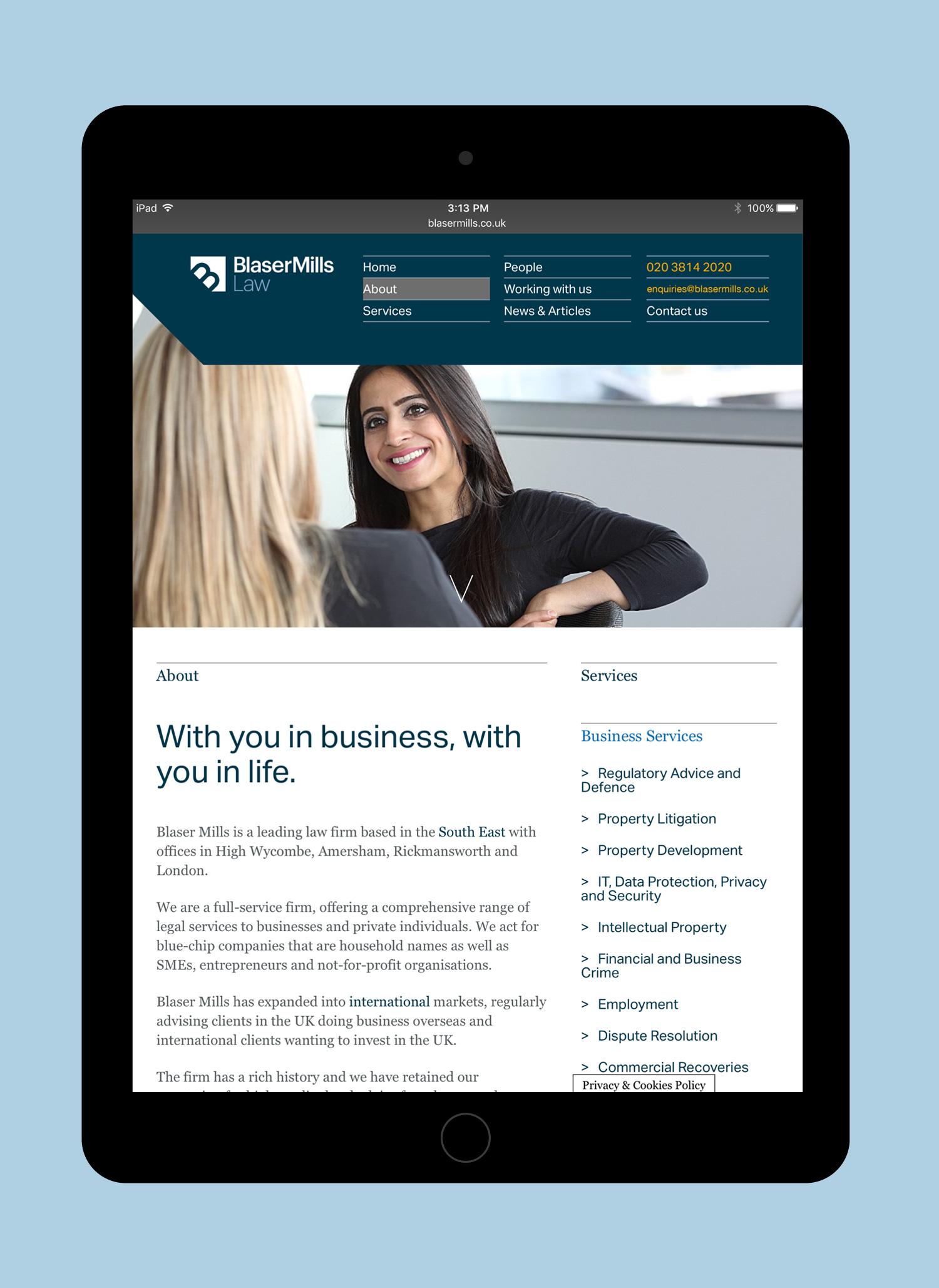 BM Med iPad5