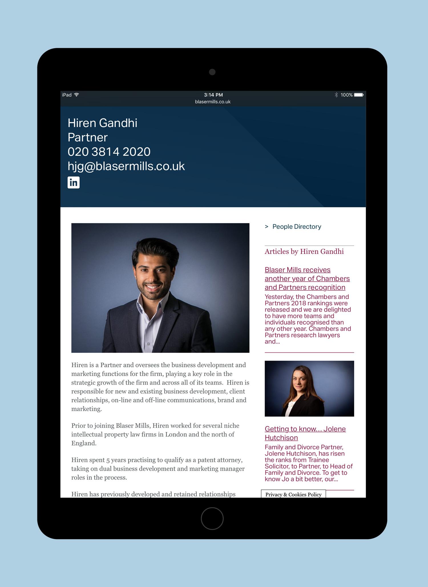 BM Med iPad8