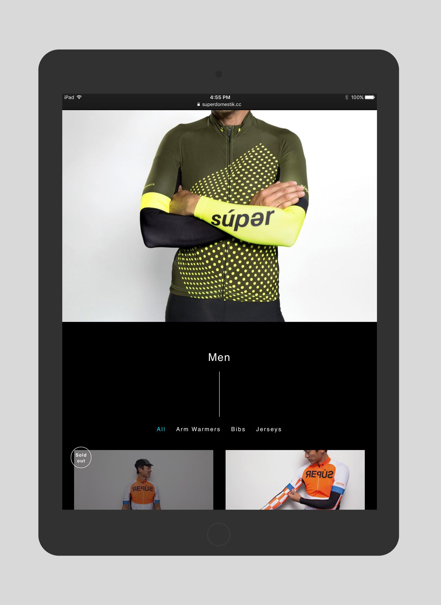 M Super iPad
