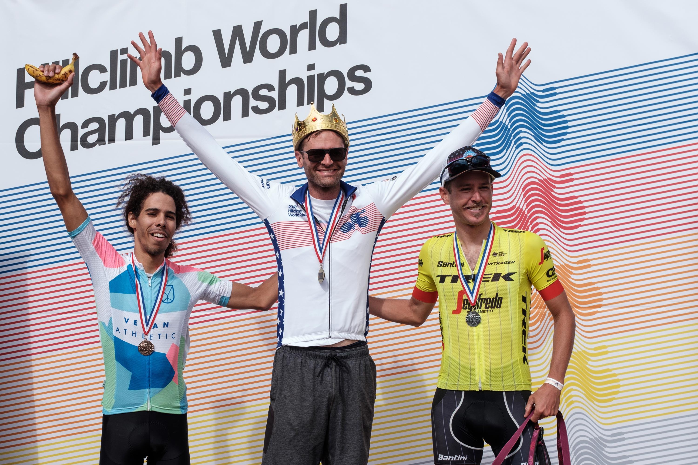 HCW-podium